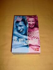 Un Gars Une Fille VHS coffret 2xK7 Jean Dujardin Alexandra Lamy