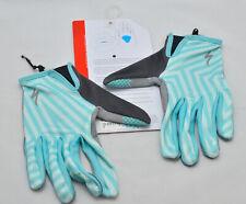 Specialized GRAIL Full Finger Gloves-Leaf Blue
