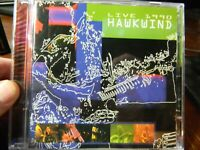 HAWKWIND - live 1990 in nottingham --- 2xCDs - - VERY RARE!!!!!!