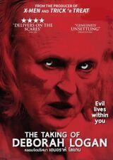 The Taking of Deborah Logan (2014) DVD PAL COLOR - Jill Larson, Horror Mystery