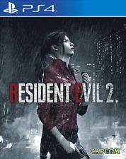 Resident Evil 2 Lenticular Edition (PS4) (NEU & OVP) (UNCUT) (Blitzversand)