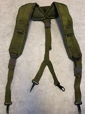 LC-1 Y Suspenders Military Army for Tactical Load Bearing Pistol Belt ALICE J-35