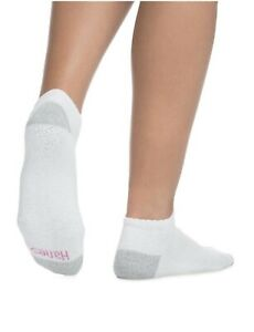 Hanes womens low cut socks 12 pack size 8-12