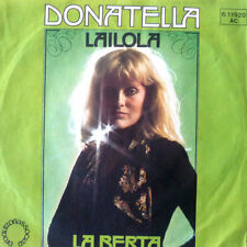 "7"" 1976 PARTY KULT IN VG++ ! DONATELLA : Lailola"