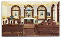 The Chapel, Lutheran Orphans Home, Topton, PA Postcard *319