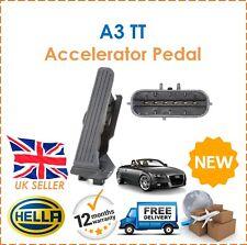 For Audi A3 + Convertible + Sportback & TT + Roadster HELLA Accelerator Pedal