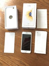 Apple iPhone 6s - 64GB - Gold (Unlocked) With Box Fully Functional Factory Reset