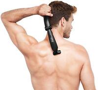 Rasierer mit Verlängerungsarm Rückenrasierer Rücken Verlängerung Rückenrasur TCM
