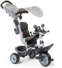Kinder Dreirad ab 10 Monaten Smoby Baby Driver Komfort Titan 3 in 1 mitwachsende