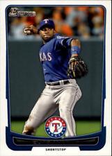 2012 Bowman Baseball #153 Elvis Andrus Texas Rangers