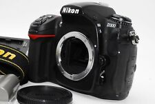 【MINT】Nikon D300 12.3MP Digital SLR Camera Black Body Only From Japan 3032