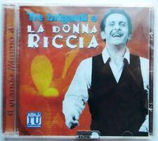 DOMENICO MODUGNO TRE BRIGANTI E LA DONNA RICCIA CD EDITORIALE NUOVO