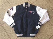 New England Patriots Super Bowl Champion NFL Jacket Men's M G-III NWT