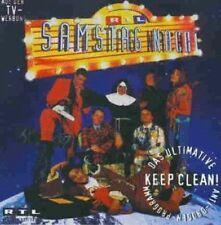 RTL Samstag Nacht-Keep clean! (1995) Die Doofen, Die Nonnen, Stefan Jürge.. [CD]