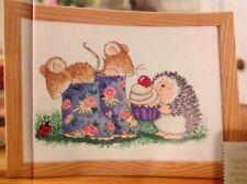Celebrazione Torta carte Baby Compleanni Anniversario Di Matrimonio cross stitch chart