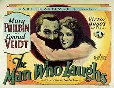 The Man Who Laughs - 1928 - Conrad Veidt Mary Philbin Paul Leni Silent Film DVD