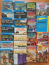 The Hardy Boys Chapter Books Mystery Lot of 23 Flashlight Series, Death Game