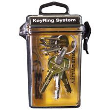 True Utility Key Ring System - STAINLESS STEEL KEY SHACKLE - TU-245