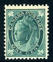CANADA SCOTT# 67 SG# 143 MINT LIGHTLY HINGED AS SHOWN