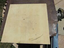 "High Temp Furnace Setter Floor Plate: 22"" x 22"" x 1"" for Kiln-Gold-Assay-Melting"