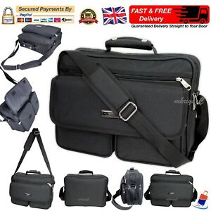 Side Bag Business Briefcase Satchel Pilot Work Uni Travel Cabin Carry Holdall