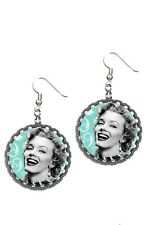Marilyn Monroe cute  earrings earring set pair earrings nice gift