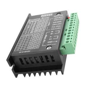 Stepper Motor Driver TB6600  9-42V  CNC Motor Controls for Nema 17 Stepper Motor
