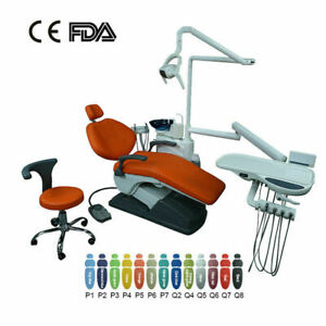 Dental Unit Chair Computer Controlled With Automatic Thermostatic Water Supply