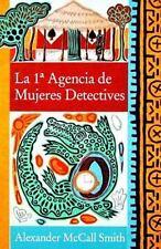 La 1a agencia de mujeres detectives / The No.1 Ladies' Detective-ExLibrary