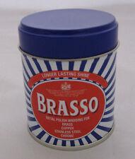 BRASSO - RECKITT's  Boîte de ouate à polir 100gr - 75ml