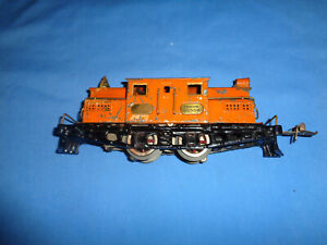IVES #3255R 0-4-0 Electric Locomotive.