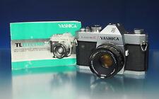 Yashica TL ELECTRO X mit Auto YASHINON-DS 50mm/1.9 - (201707)
