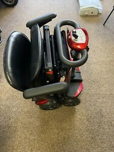 electric folding mobility scooter Excellent Hardly Used