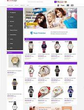Women's Watch Store - AliExpress Niche Affiliate Website