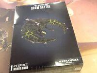 Doom Scythe Night Scythe 40K Warhammer Necron Sealed