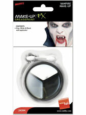 Smiffys Vampire Costume Face Paint and Stage Make-Up