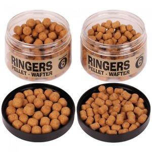 Ringers Pellet Wafter 6mm/8mm 70g Pot Carp Fishing Bait