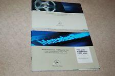 Maintenance and Service  / Warranty Booklets Set for 2006 Mrcedes Benz Cars OEM