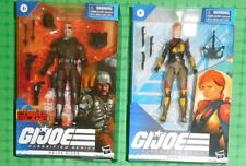 2021 G.I. Joe - Classified Series - Major Bludd (Target Exclusive)  & Scarlett