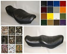 Yamaha XV750 Virago Seat Cover 1992 - 1998 in 25 Colors or 2-tone options (E/W)