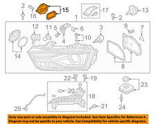 AUDI OEM 16-18 Q3 Headlight Head Light Lamp-Led Unit Right 8U0941475C