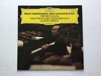 LP MOZART Klavierkonzerte Nr.25&27 GULDA ABBADO