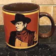 "John Wayne ""A Man's Got To Have A Code� Western Cowboy Coffee Mug Cup 20 oz"