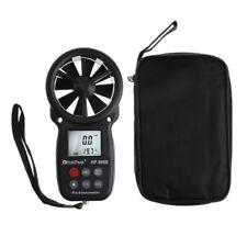 HP-866B Digital Anemometer Wind Speed Temperature Measurement Handheld Detectors