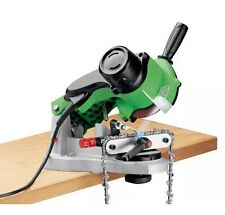 "ELECTRIC CHAINSAW SHARPENER ""FLORABEST"" FSG85D1 wIth LED LIGHT. TREES/FIREWOOD"