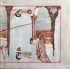 Genesis - Trespass - Vinyl LP 33T