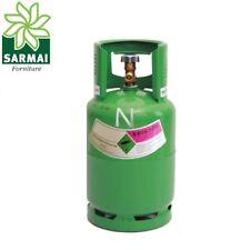 Bombola Ricaricabile gas refrigerante condizionatore freon R410A da LT 13 KG 10