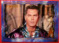 """STAR TREK TOS 50th Anniversary - """"THE CAGE"""" - GOLD FOIL Chase Card #40"""