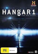 Hangar 1 - The UFO Files : Season 1 (DVD, 2015, 2-Disc Set) Region 4