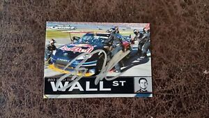 2008 Press Pass Speedway Brian Vickers #89 - NASCAR - Autographed!